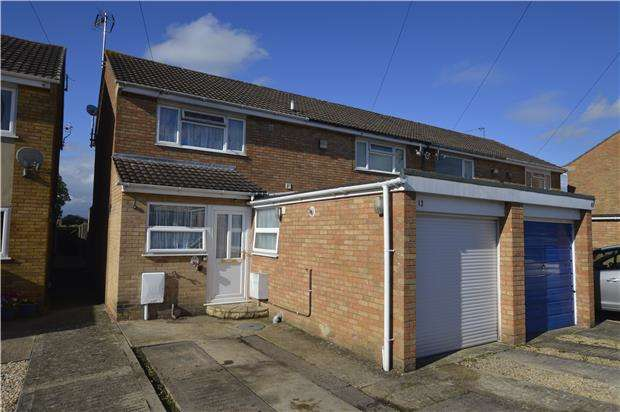3 Bedrooms End Of Terrace House for sale in Sydney, Stonehouse, Gloucestershire, GL10 2PU