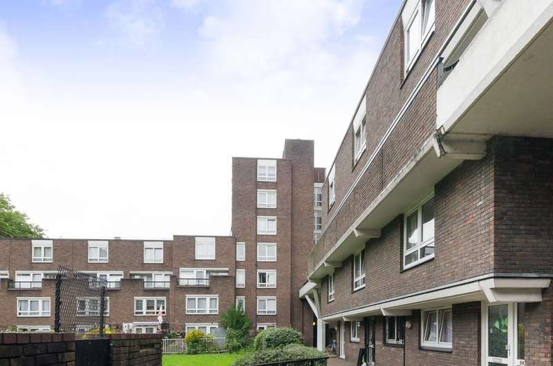 2 Bedrooms Flat for sale in Oakley Square, Camden, NW1