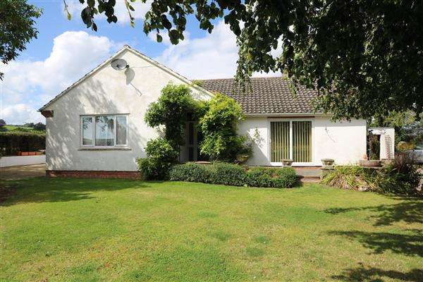3 Bedrooms Detached Bungalow for sale in St Weonards, Marbern, Herefordshire