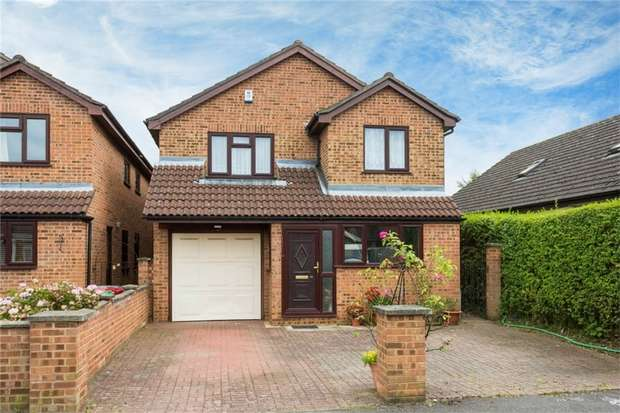 4 Bedrooms Detached House for sale in 16 Chestnut Avenue, Langley, Berkshire