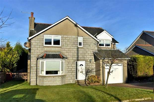 4 Bedrooms Detached House for sale in Leggart Terrace, Aberdeen