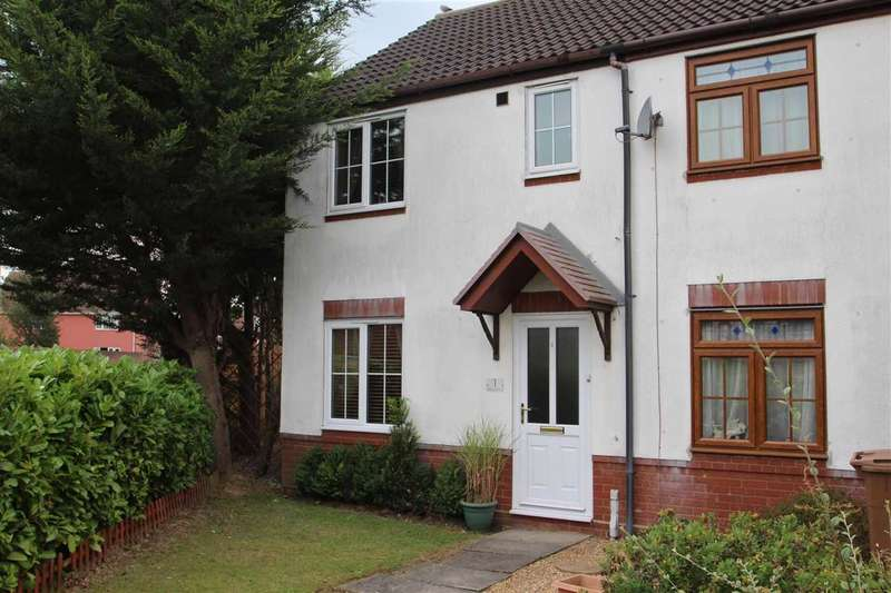 2 Bedrooms Terraced House for sale in Wilding Drive, Kesgrave, Ipswich