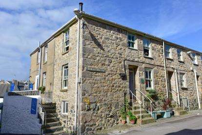 2 Bedrooms End Of Terrace House for sale in St. Ives, Cornwall