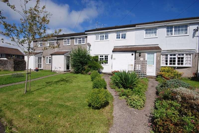 3 Bedrooms Terraced House for sale in Druids Green, Cowbridge, Vale Of Glamorgan, CF71 7BP