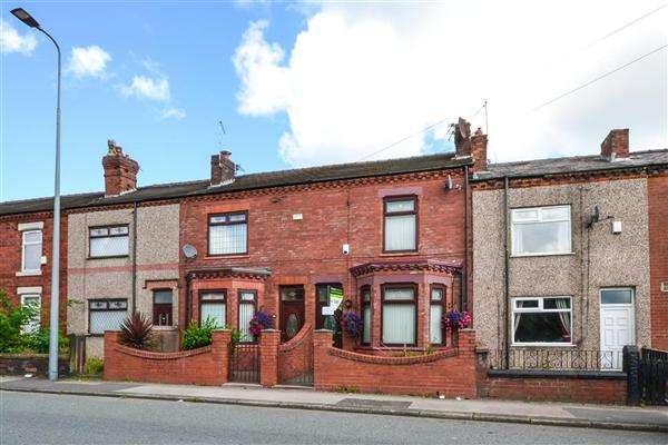 3 Bedrooms Terraced House for sale in Walthew Lane, Platt Bridge