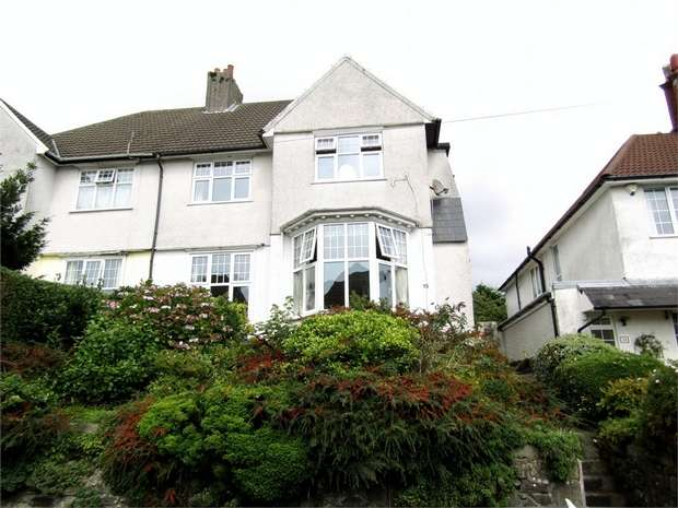 4 Bedrooms Semi Detached House for sale in Grosvenor Road, Sketty, Swansea, West Glamorgan