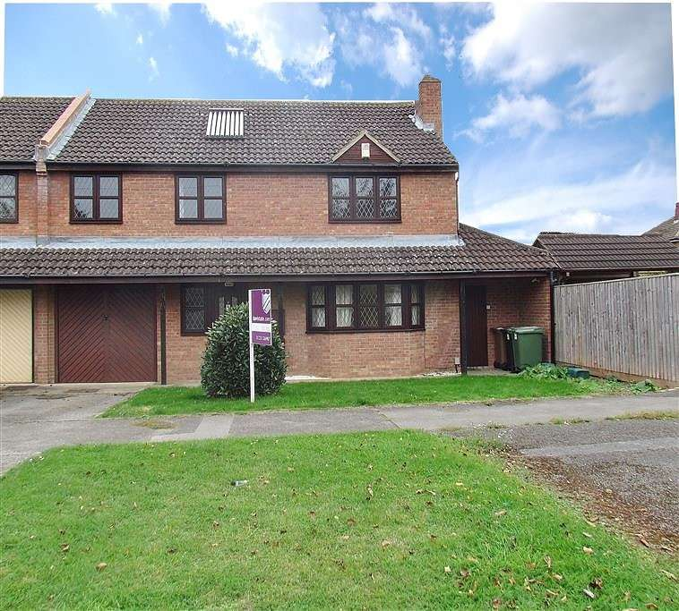 4 Bedrooms Semi Detached House for rent in St James Terrace, Radley, OX14