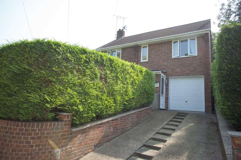 4 Bedrooms End Of Terrace House for sale in Churchill Avenue, Walderslade