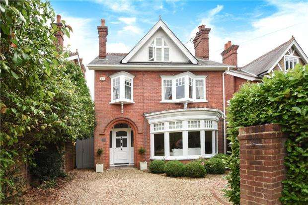 6 Bedrooms Detached House for sale in The Mount, Caversham, Reading