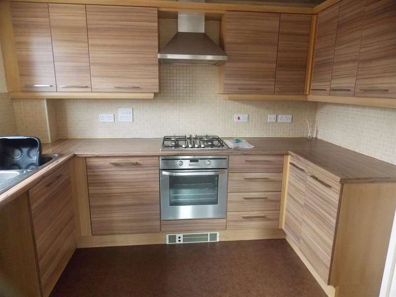 2 Bedrooms Flat for sale in Lingwood Court, Thornaby, Stockton-on-Tees, TS17 0BF