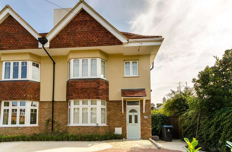 5 Bedrooms Semi Detached House for sale in King Charles Road, Surbiton, KT5