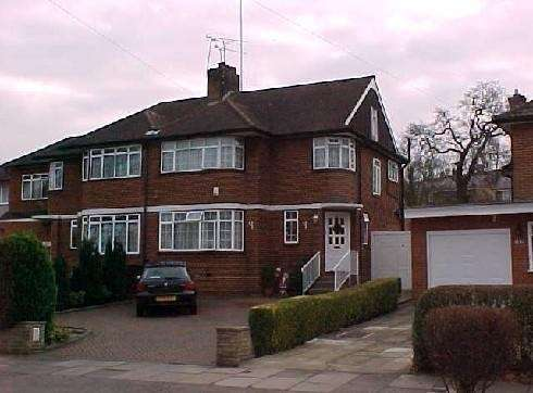 4 Bedrooms Semi Detached House for rent in 4 Bedroom semi-detached house to rent