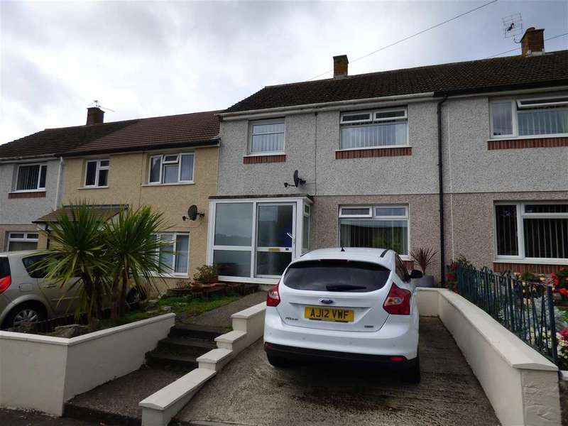 3 Bedrooms Terraced House for sale in Thornwell Road, Bulwark, Chepstow