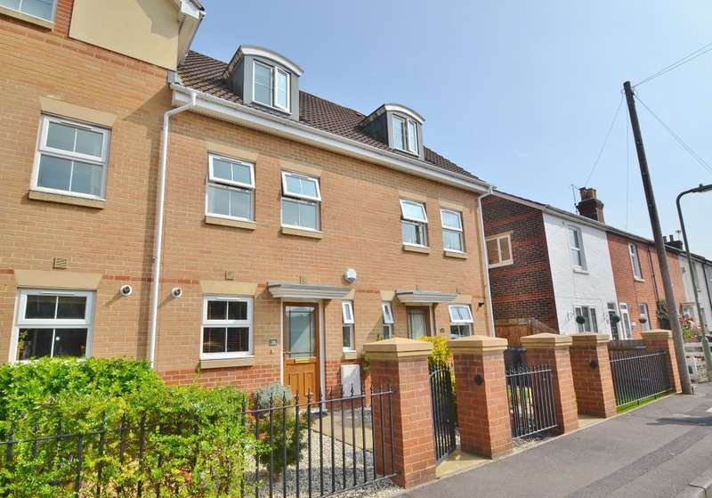 3 Bedrooms House for sale in Eastleigh Town Centre