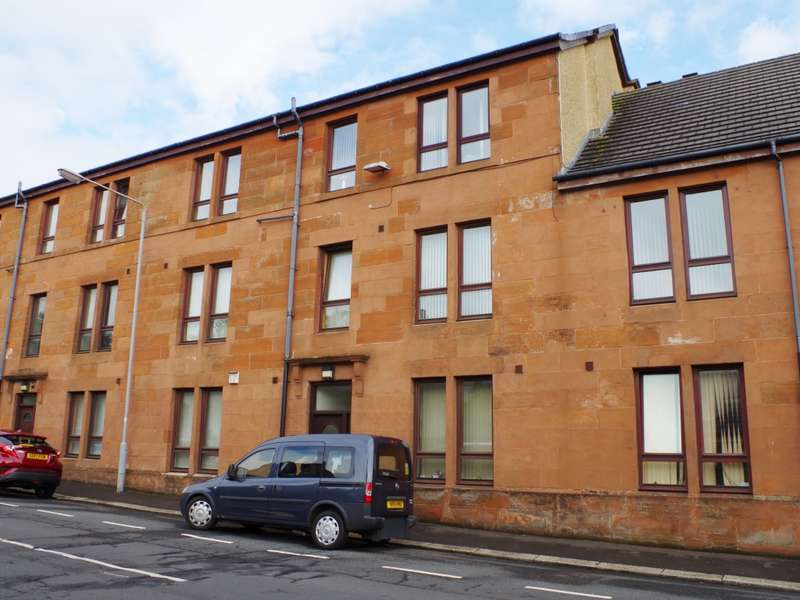 1 Bedroom Flat for sale in 2L Victoria Road, Saltcoats, KA21 5LG