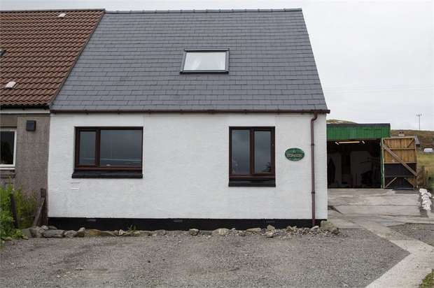 3 Bedrooms Semi Detached House for sale in Tomair, Balallan, Isle of Lewis, Western Isles
