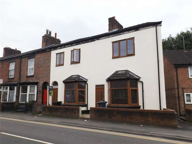 6 Bedrooms End Of Terrace House for sale in Froghall Lane, Warrington, Cheshire