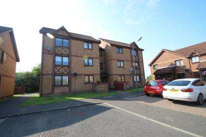 2 Bedrooms Flat for sale in Buchanan Court, Falkirk