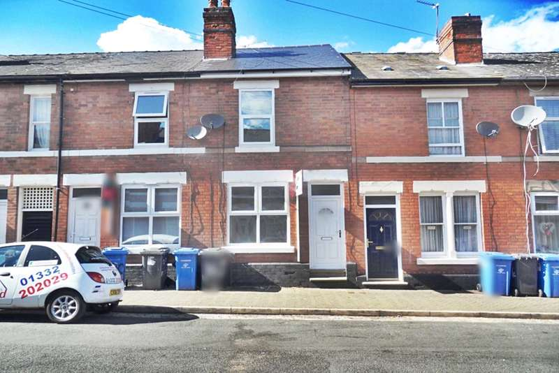 2 Bedrooms Terraced House for sale in Riddings Street, Stockbrook