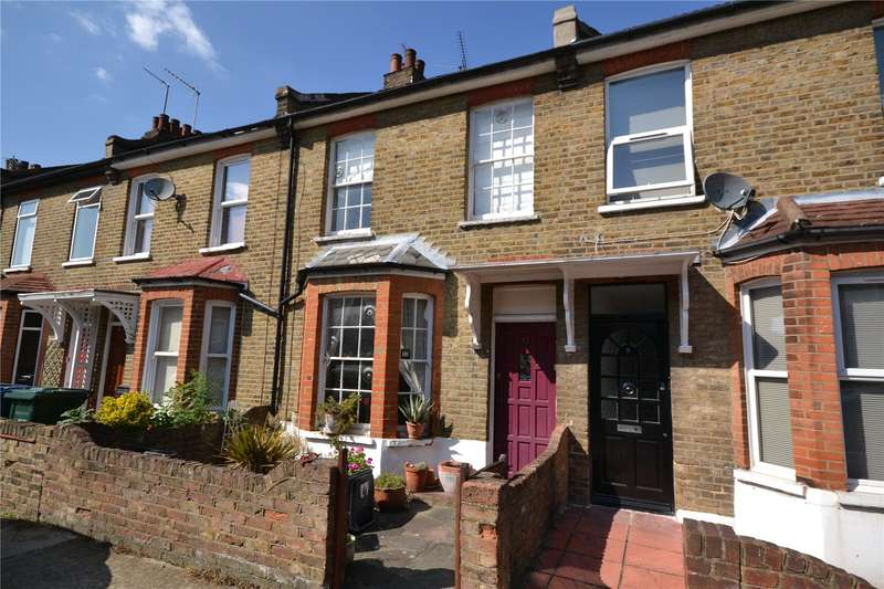 3 Bedrooms Terraced House for sale in Fredericks Place, North Finchley, London, N12