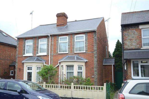 3 Bedrooms Semi Detached House for sale in Briants Avenue, Caversham, Reading