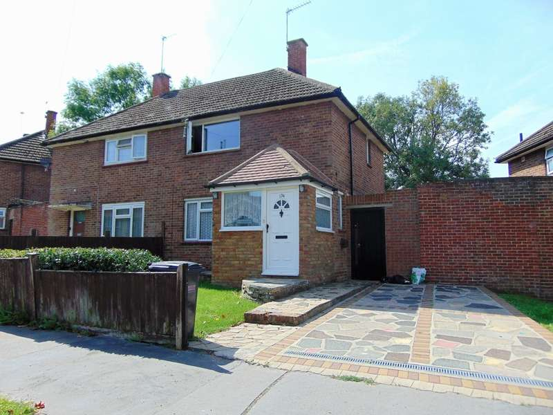 2 Bedrooms Semi Detached House for sale in Dunley Drive, New Addington, CR0 0RF