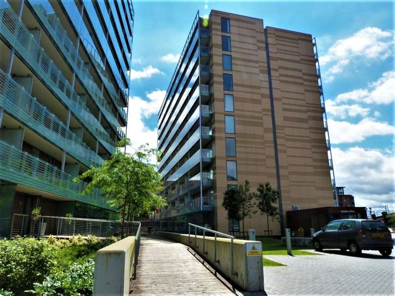 2 Bedrooms Flat for sale in St Georges Island, 2 Kelso Place, Manchester, M15 4GQ