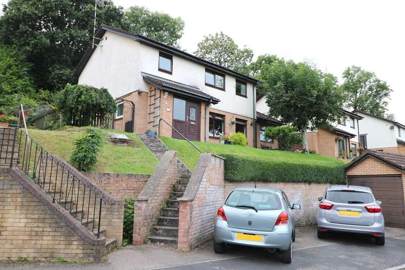 4 Bedrooms Detached House for sale in Owen Close, Caerleon, Newport, NP18