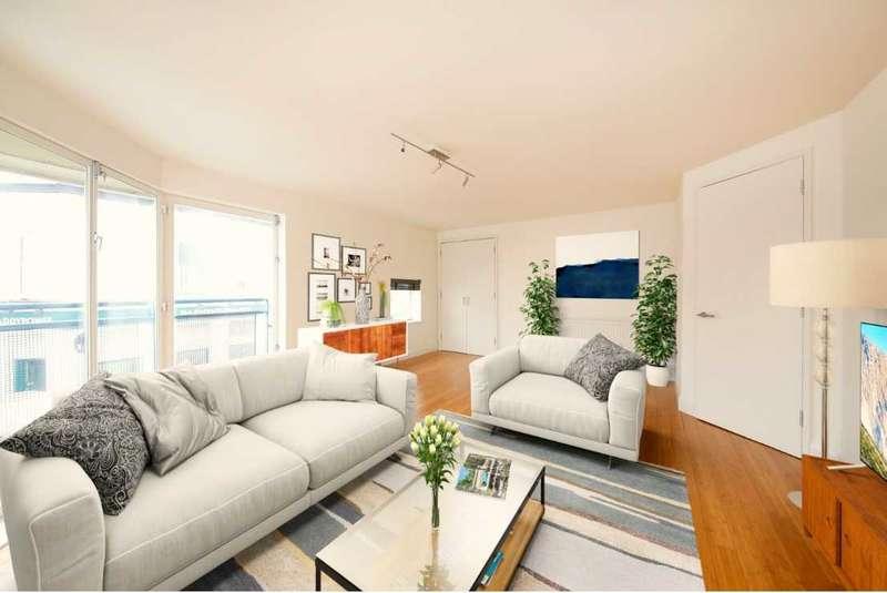 1 Bedroom Apartment Flat for sale in Reginald Place, Deptford High Street, Deptford