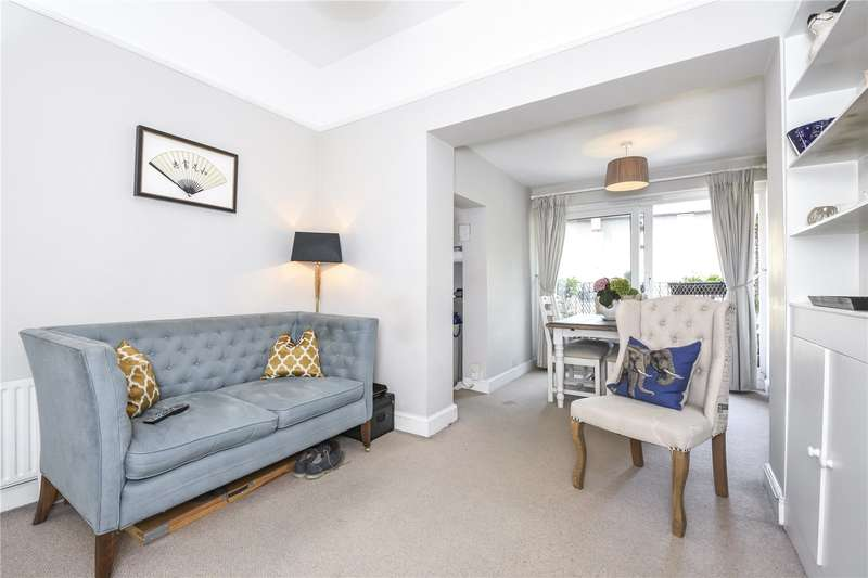 2 Bedrooms Flat for sale in Upper Tachbrook Street, London, SW1V