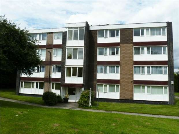 2 Bedrooms Flat for sale in St Just Place, Newcastle upon Tyne, Tyne and Wear
