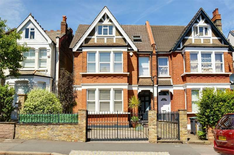 5 Bedrooms Semi Detached House for sale in Alexandra Park Road, Muswell Hill, London