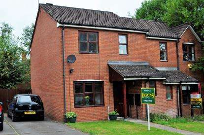 3 Bedrooms Semi Detached House for sale in Dingle Road, Wombourne, Wolverhampton, West Midlands
