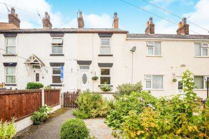 1 Bedroom Terraced House for sale in River View, New Brighton Road, Bagillt, Flintshire, CH6