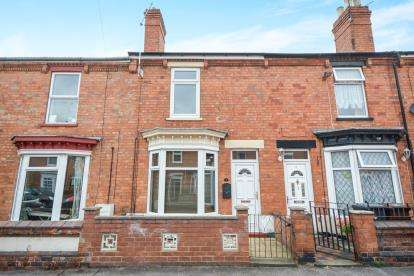 2 Bedrooms Terraced House for sale in Mildmay Street, Lincoln, Lincolnshire, .