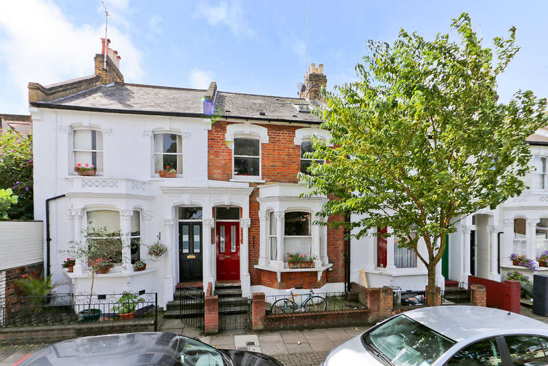 2 Bedrooms Flat for sale in Conewood Street, N5 1DJ