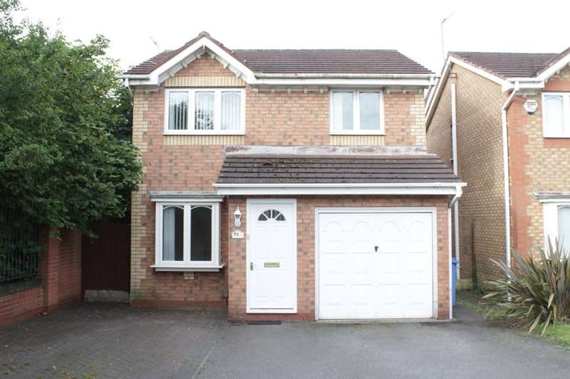 3 Bedrooms Detached House for sale in St. Judes Close, Liverpool, Merseyside, L36