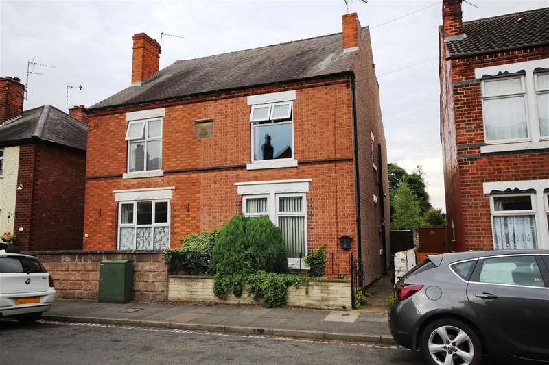 3 Bedrooms Semi Detached House for sale in Myrtle Avenue, Long Eaton