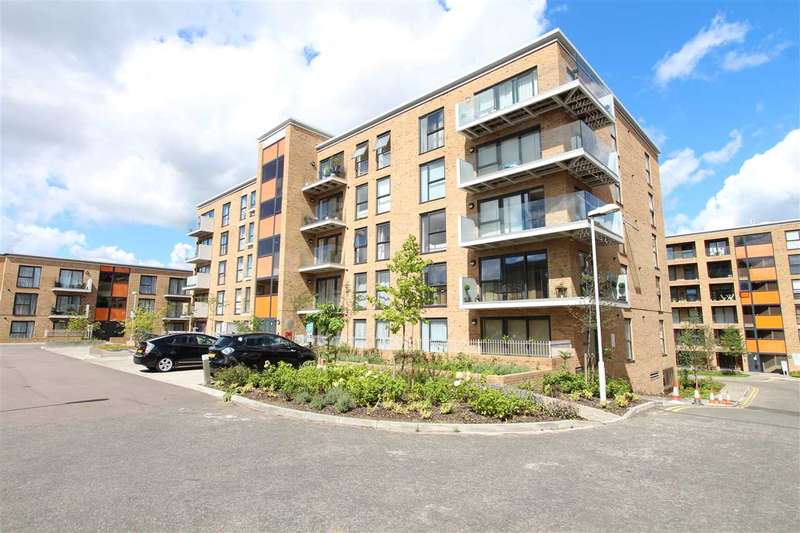 2 Bedrooms Apartment Flat for sale in Zodiac Close, Edgware