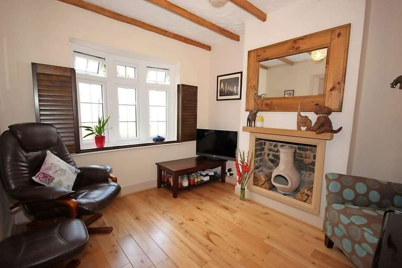 3 Bedrooms Terraced House for sale in Croydon, London, CR0 6EG