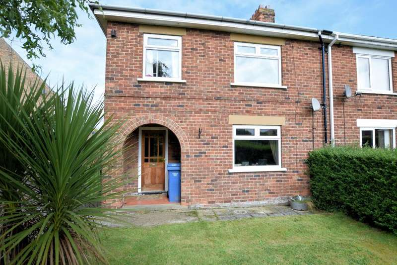 3 Bedrooms Semi Detached House for sale in Moor Lane, Newby, Scarborough, North Yorkshire YO12 5SW