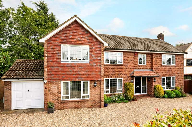 5 Bedrooms Detached House for sale in Eghams Wood Road, Beaconsfield, Buckinghamshire, HP9
