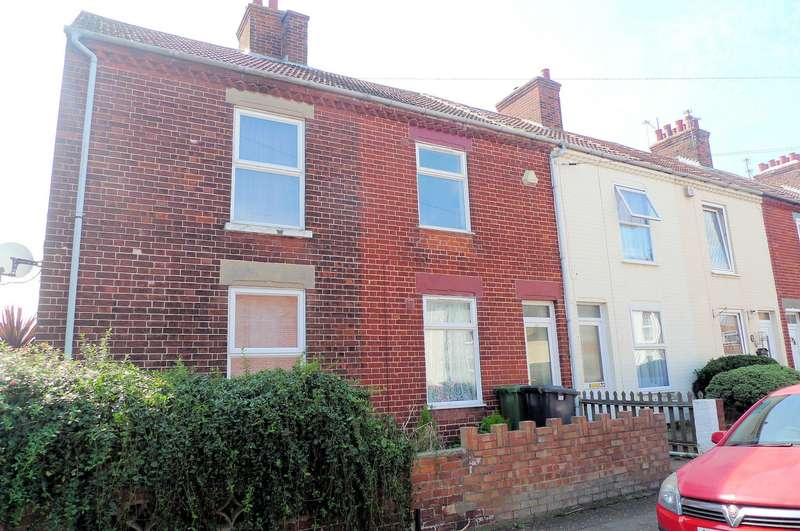 3 Bedrooms House for sale in Stanley Road, Great Yarmouth, NR30
