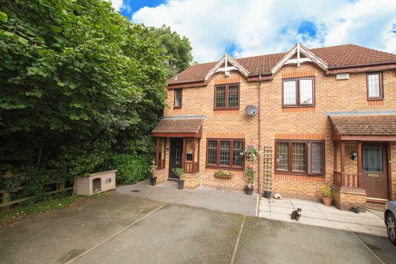 2 Bedrooms House for sale in 2 bedroom House Semi Detached in Kingsmead