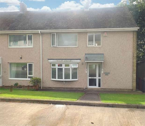 3 Bedrooms Semi Detached House for sale in Homewood Drive, Whitehaven, Cumbria