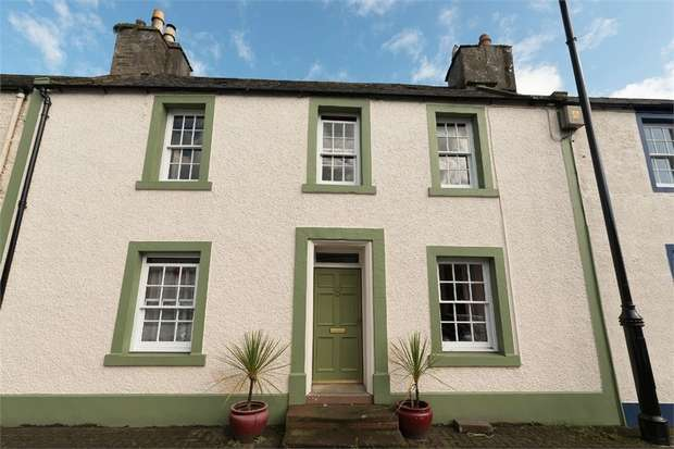 4 Bedrooms Terraced House for sale in George Street, Whithorn, Newton Stewart, Dumfries and Galloway