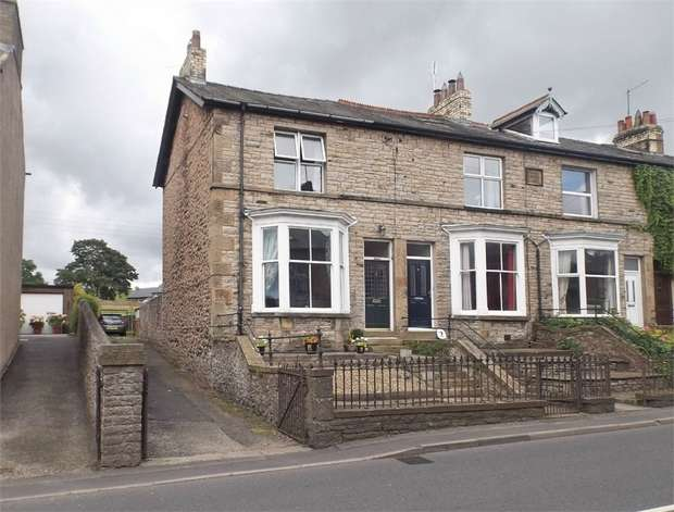 2 Bedrooms End Of Terrace House for sale in Park Terrace, Kirkby Stephen, Cumbria