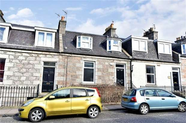 3 Bedrooms Terraced House for sale in Springbank Terrace, Aberdeen