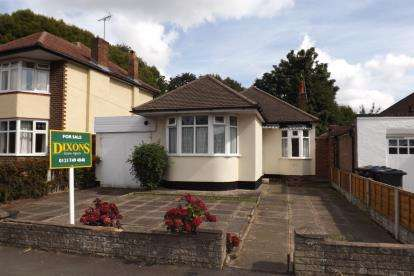 2 Bedrooms Bungalow for sale in Heathland Avenue, Hodge Hill, Birmingham, West Midlands