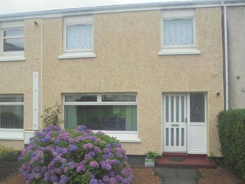 3 Bedrooms Terraced House for sale in Ettrick Court, Cambuslang